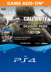 Call of Duty: WWII Season Pass (PS4)