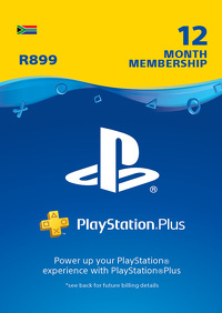 PlayStation Plus 365-day Subscription