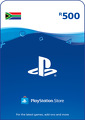 PlayStation Network R500 Voucher