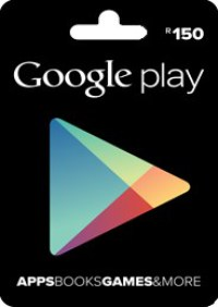 R150 Google Play Gift Card (Digital/Email Delivery