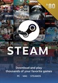 R80 Steam Wallet Code