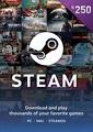 R250 Steam Wallet Code
